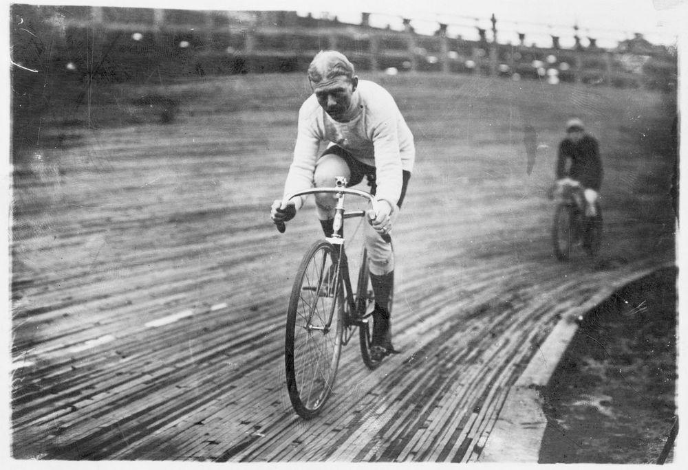 Details about 1906 Photo, BICYCLE RACE, antique bike, 20 ...