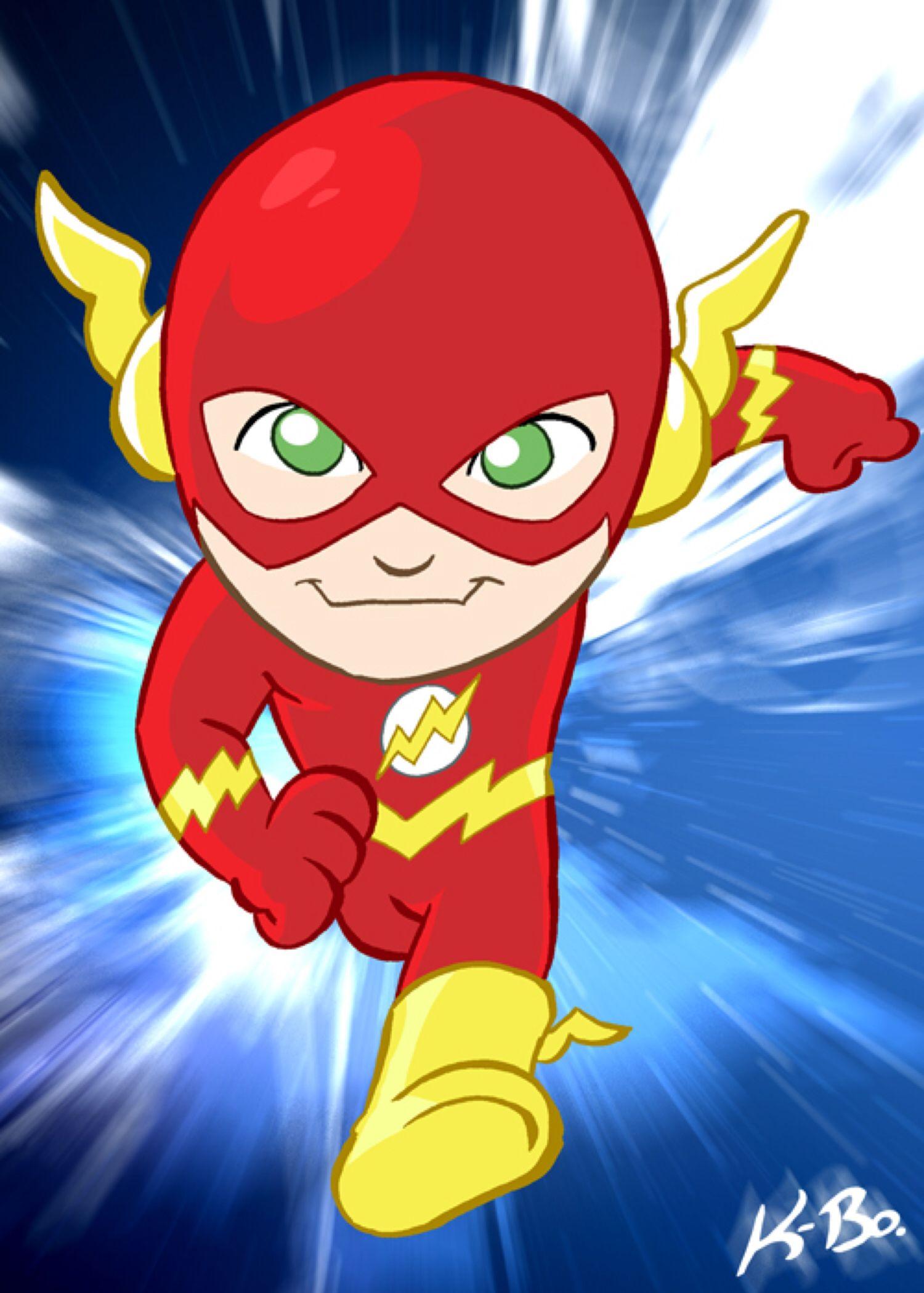 The Flash Art Card By Kevinbolk On Deviantart Flash Dibujo
