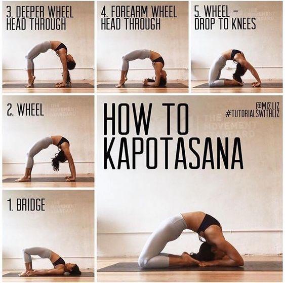 Yoga-T-Shirt - Yoga & Fitness -  yoga poses for beginners - #beginners #fitness #poses #Yoga #yogapo...