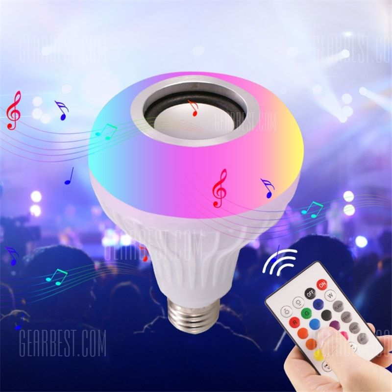 Pin By Geek Heaven Cool Gadgets Mo On Smart Bulbs Color Changing Led Light Music Led Lights