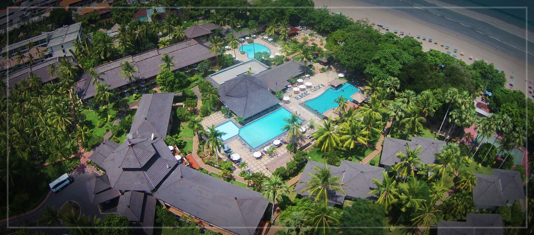 The Jayakarta Bali Beach Resort, Residence & Spa official site ...