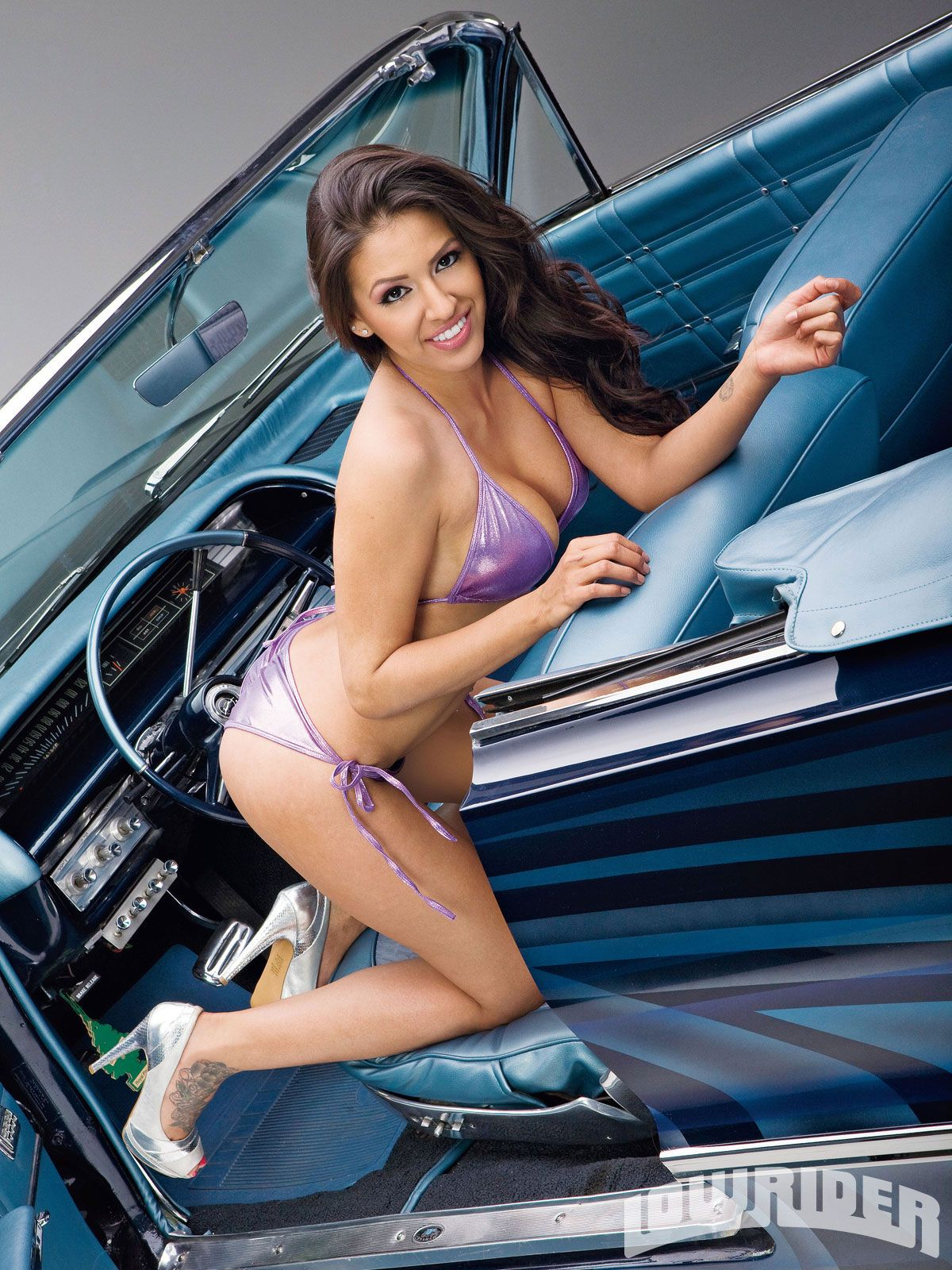 Stars Lowriders With Naked Girls Png