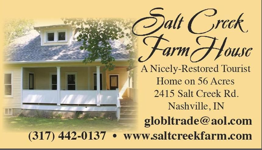 to Salt Creek Farm! Farm, Acre, Restoration