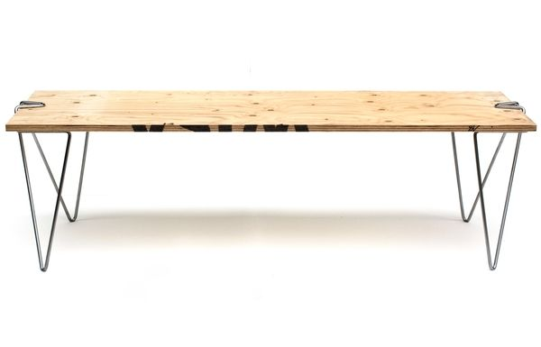 Tick Is A Universal Table Leg System By Jakob Schenk The Bent