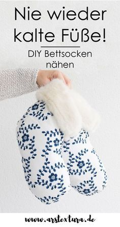 * 5 * Bettsocken zu Nikolaus | ars textura – DIY-Blog