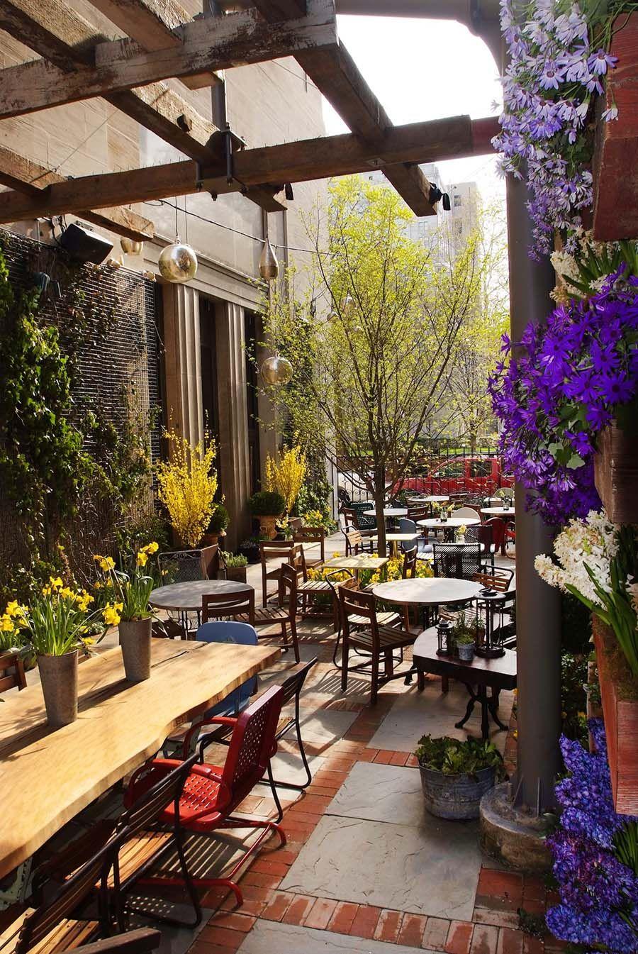 talulas garden restaurant - Talulas Garden