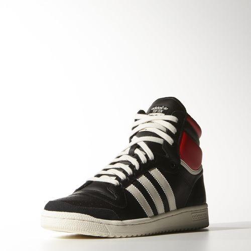 adidas Men's Top Ten Hi Shoes - Black | adidas Canada