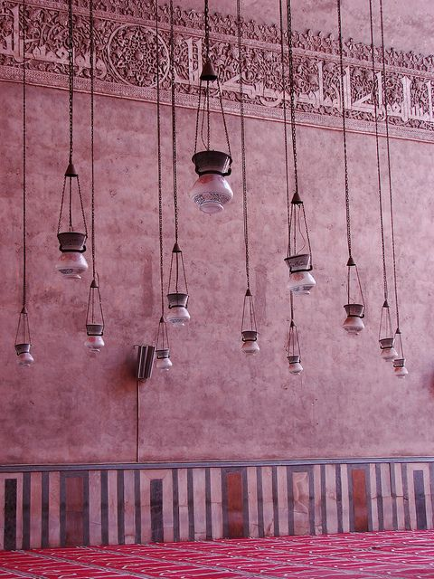 Sultan Hassan Mosque by NadiaIsmailPhotography, via Flickr