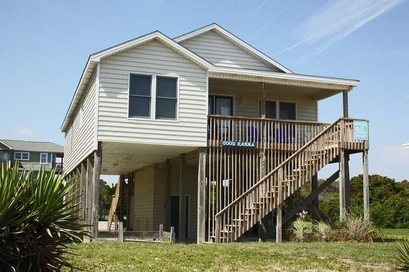 Oak+Island+Vacation+Rentals+|+Oak+Island+Vacation+Rentals+|+Good+Karma+|++(4+Bedroom+Oceanview+House)