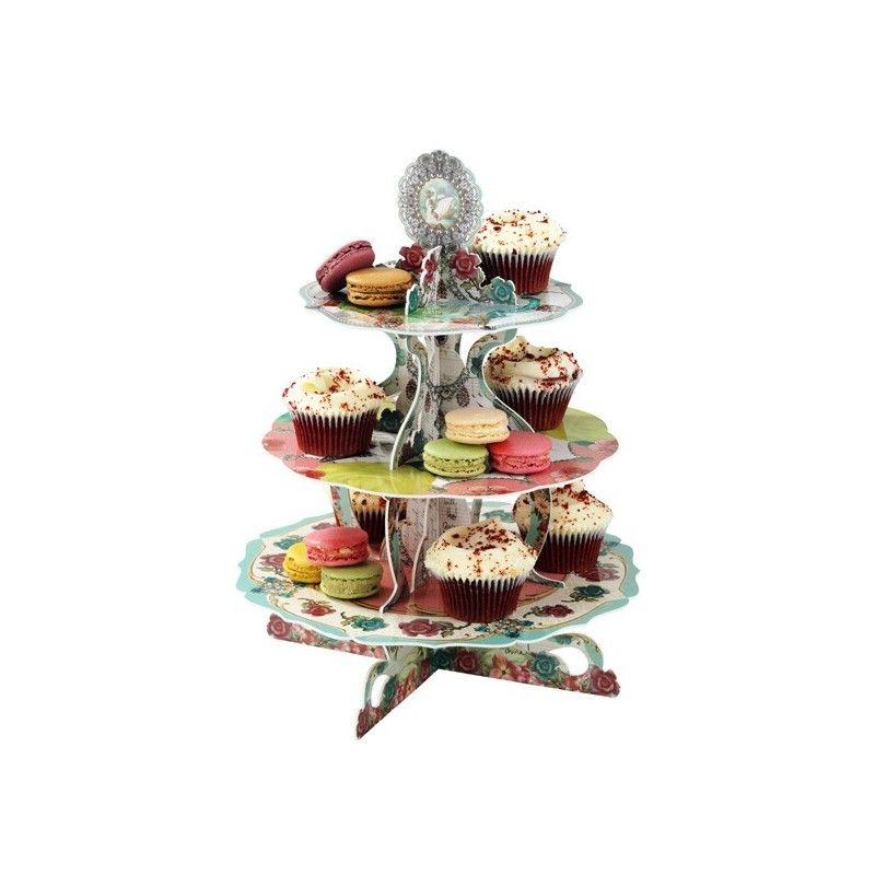 alzatine   Torta con perle, Cupcake nuziali, Torte