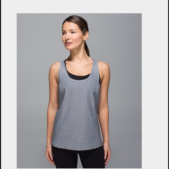 ✨FLASH SALE PRICE FIRM✨Sweaty or Not tank Sweaty or Not tank.  REASONABLE OFFERS using the OFFER BUTTON will be considered.  5% off for BUNDLES only. ❌No Trades ❌No PayPal ❌Please don't advertise your closet on my listing Bundle to save on shipping Questions, please ask! lululemon athletica Tops Tank Tops