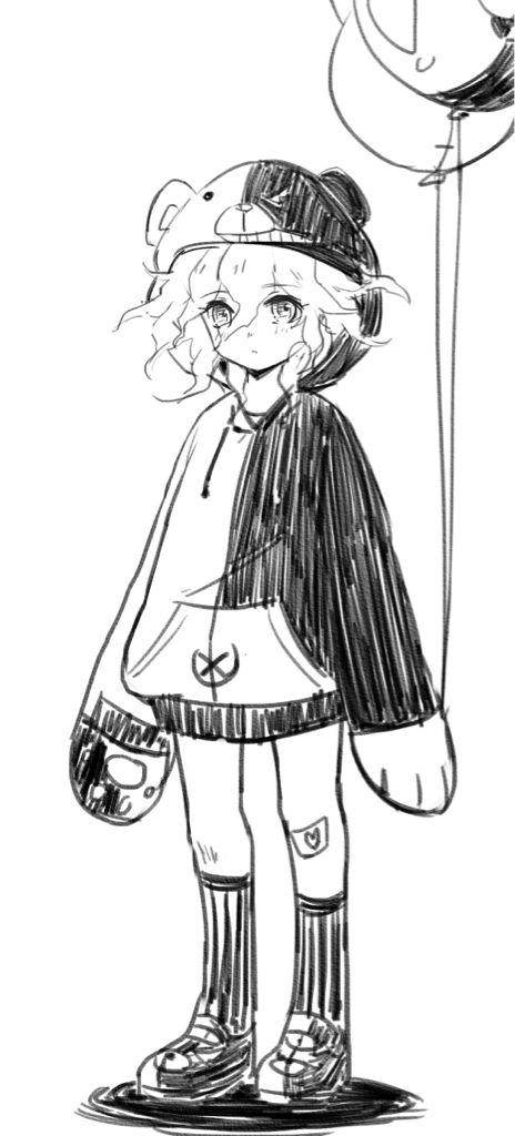 anime and nagito image