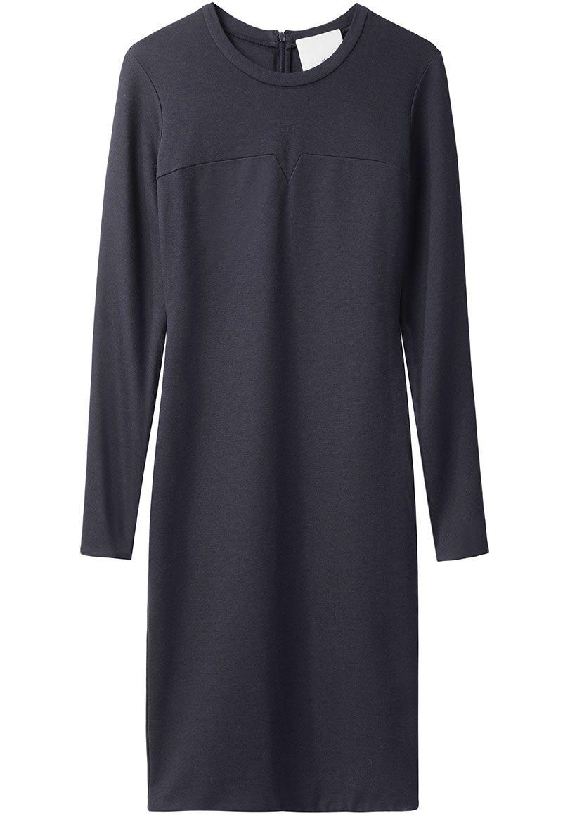 3.1 Phillip Lim Long Sleeved Jersey Dress
