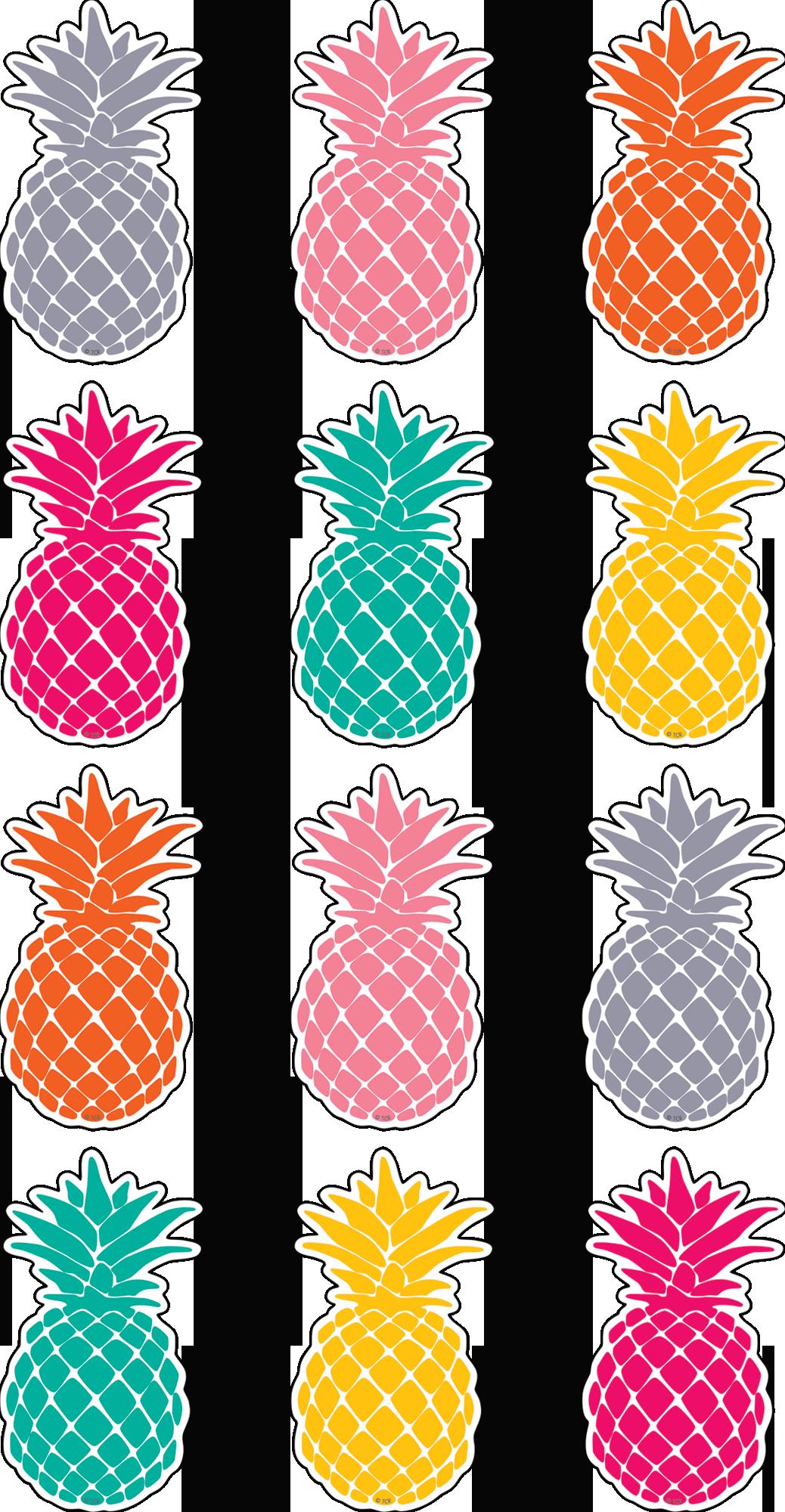 Tropical Punch Pineapples Mini Accents Mrs Koenemann S