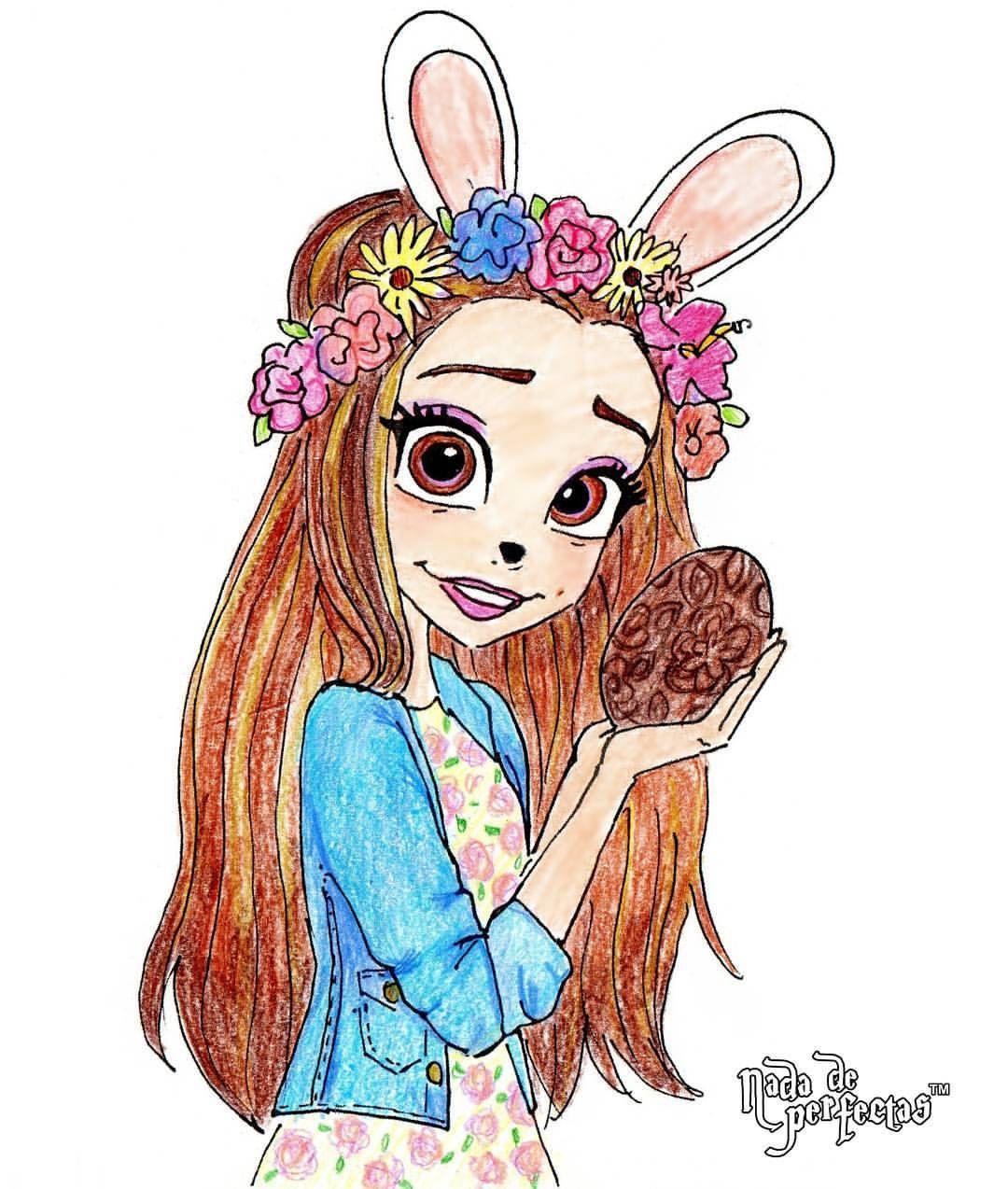 Easter Desenhos Criativos Desenhos Kawaii Desenhos