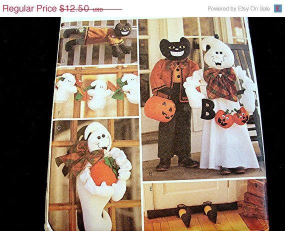 SALE 20 OFF PATTERNS McCalls Halloween Pattern Halloween