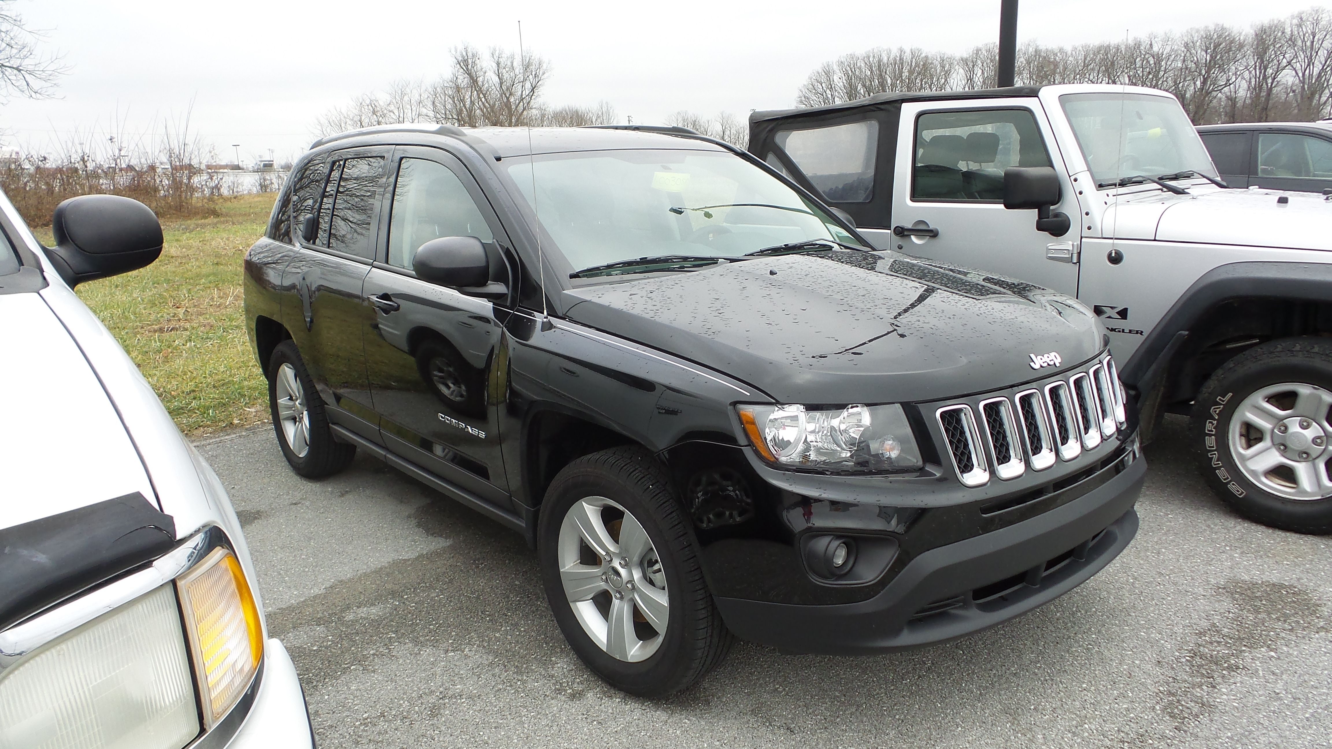 check out this nice pre loved jeep compass from chrysler of rh pinterest com