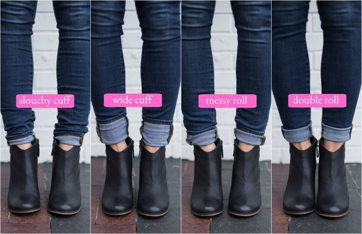 Sugarplum Style Tip | How to Wear Ankle Boots with Skinny Jeans | hi Sugarplum!