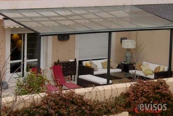 Techos y laminas para cubrir patios o cocheras todo tipo - Laminas de techo ...
