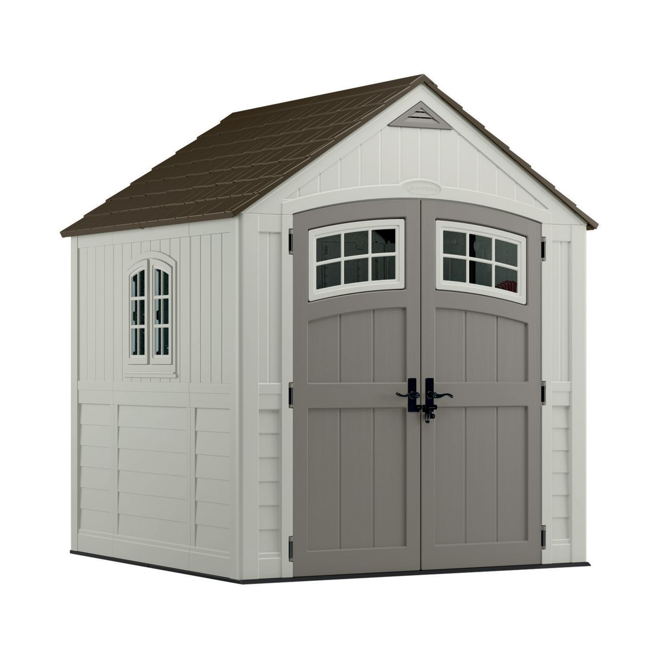 Suncast 7ft X 7ft Resin Walk In Shed Bms7790 Storage