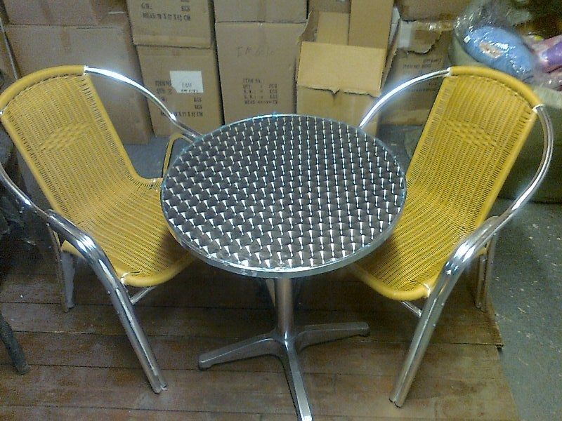 Bistro Set Cheap Metal Bistro Chairs Supplier Bistro Chair And - Commercial outdoor bistro table and chairs