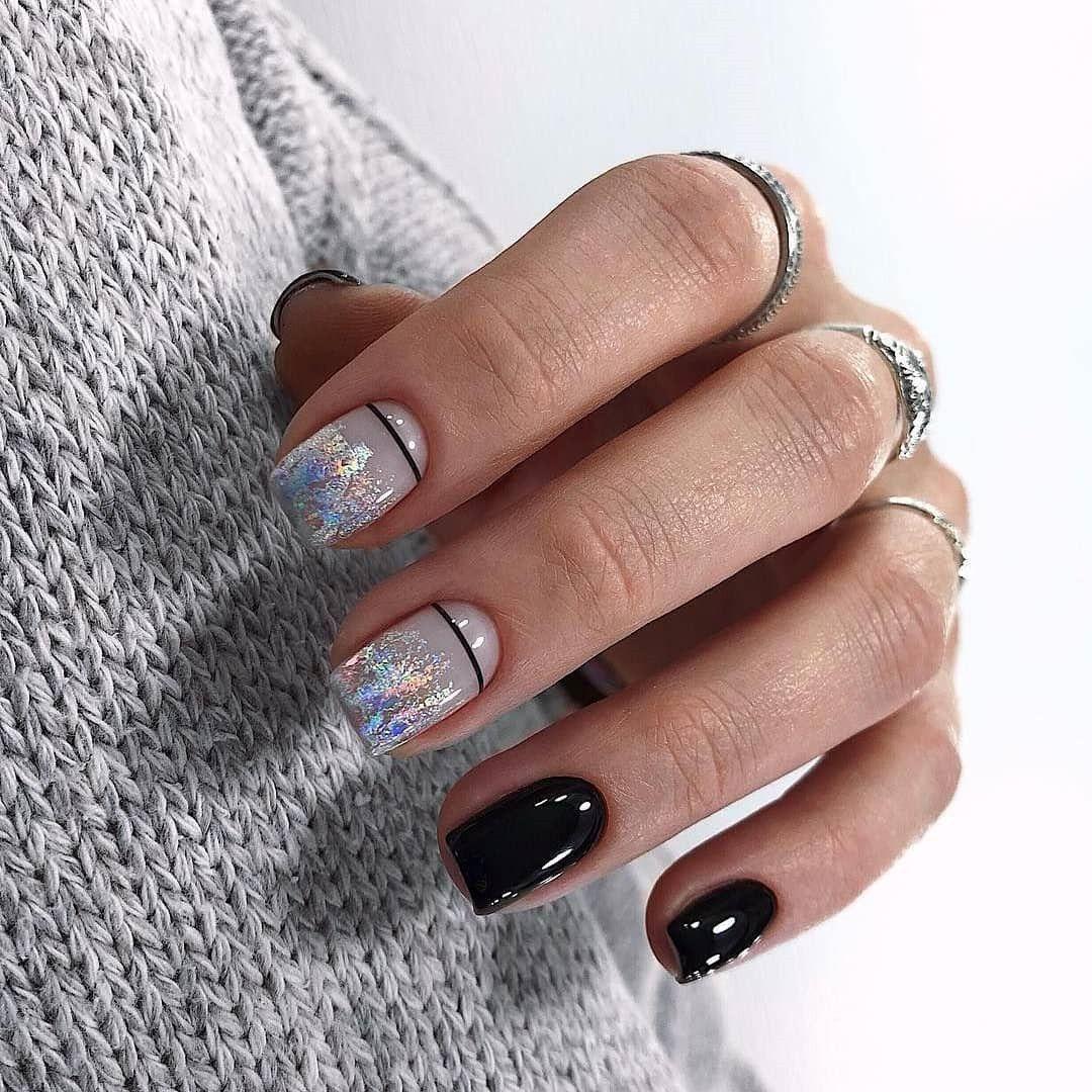55 The Nail Art Trend Dominating Spring 2020 In 2020 Paznokcie