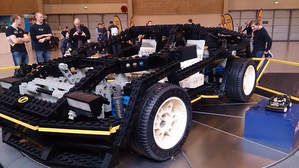 Lego Set 8880 Full Size Love That Set Lego Cars And Trucks