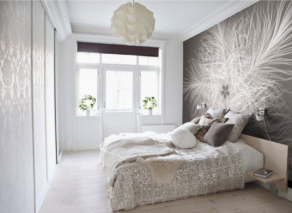 Выбор обоев для спальни: дизайн, фото, варианты ...