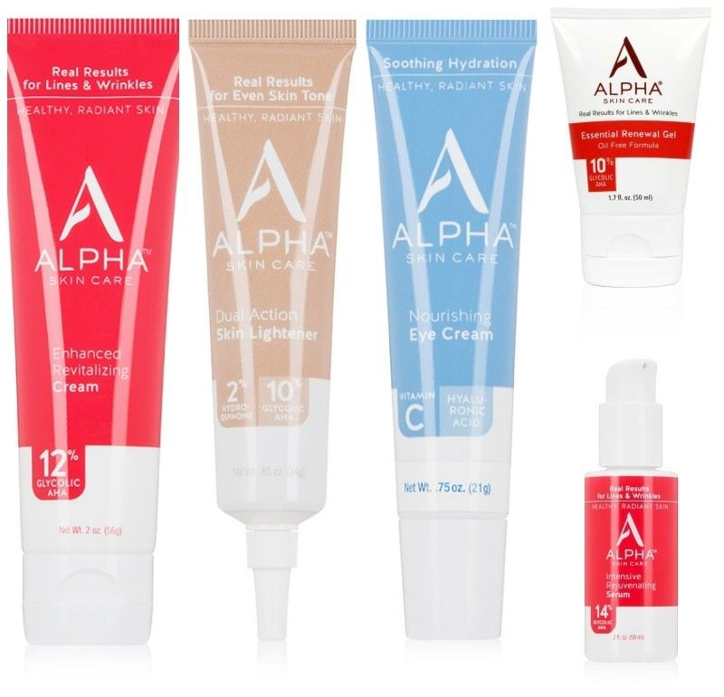 Fave Five The Best Of Alpha Skincare Beautiful With Brains In 2020 Skin Care Drugstore Skincare Skin Lightener