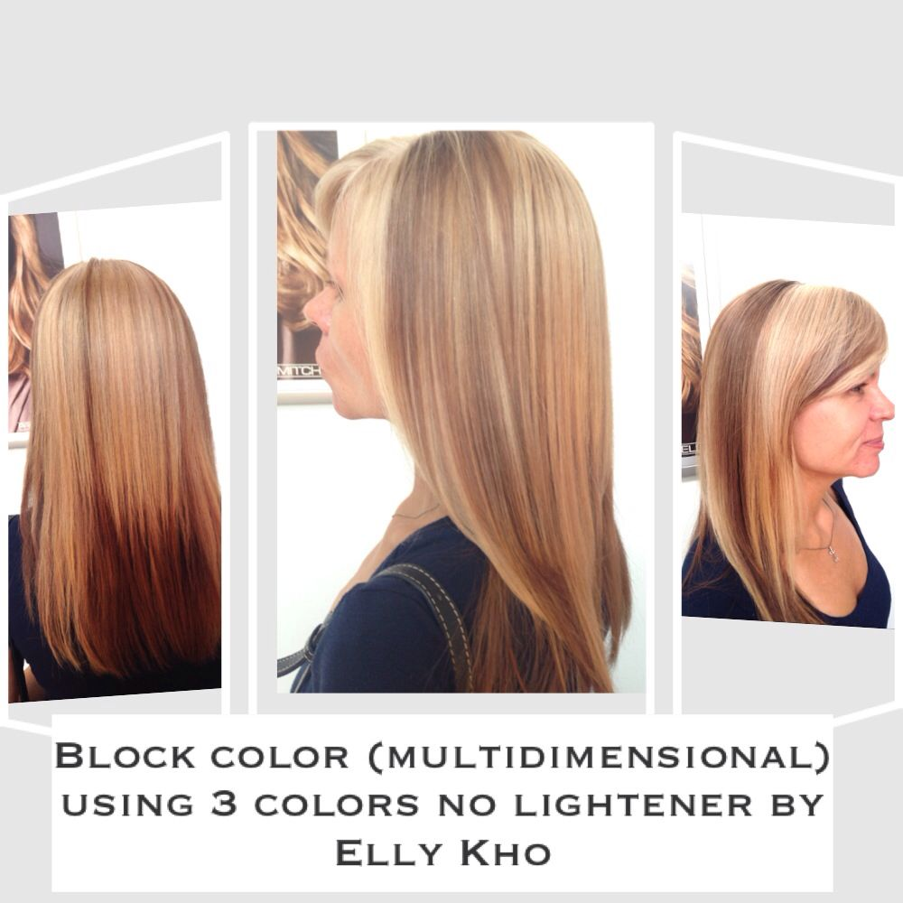 Block color multi dimensional hair color vertical slices paul block color multi dimensional hair color vertical slices paul mitchell pmusecretfo Image collections