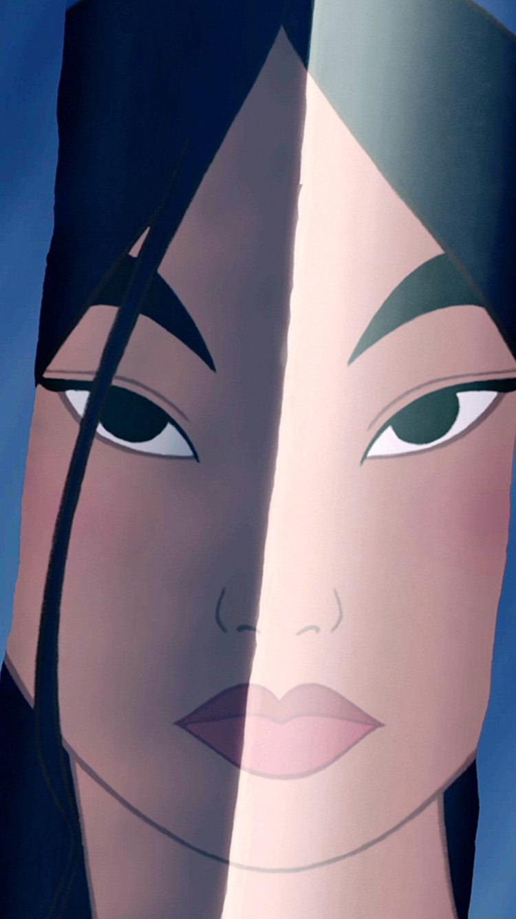 Disneyland Lockscreens - Mulan Edition
