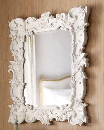 Baroque Style Mirror Baroque Fashion Mirror Wall Decor Mirror