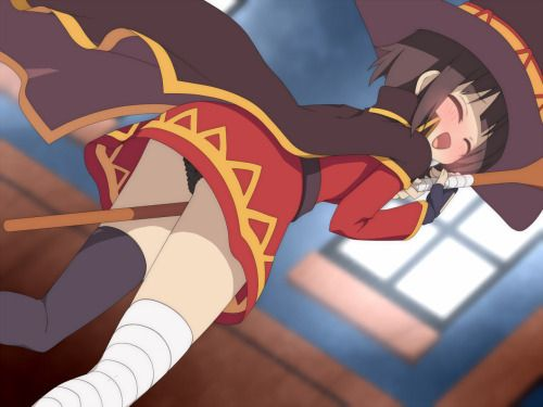 Konosuba 01 Konosuba Pinterest Anime Anime Motivational