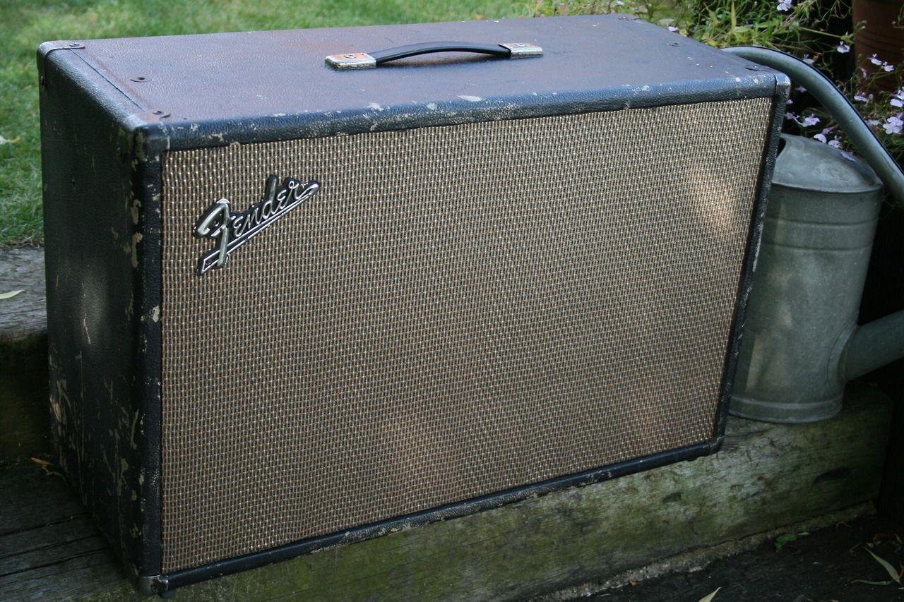 1964 Fender Tremolux Cabinet