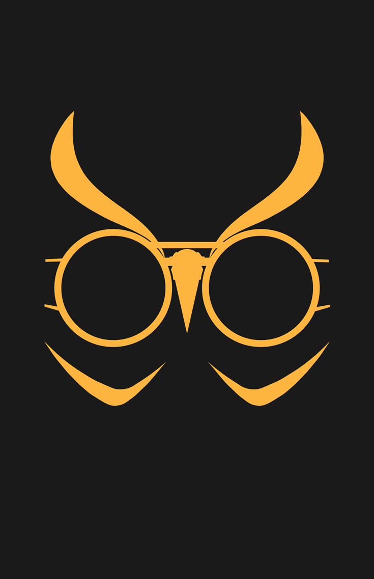 Talon Mask Minimalist Heroes Court Of Owls Batman Poster Batman