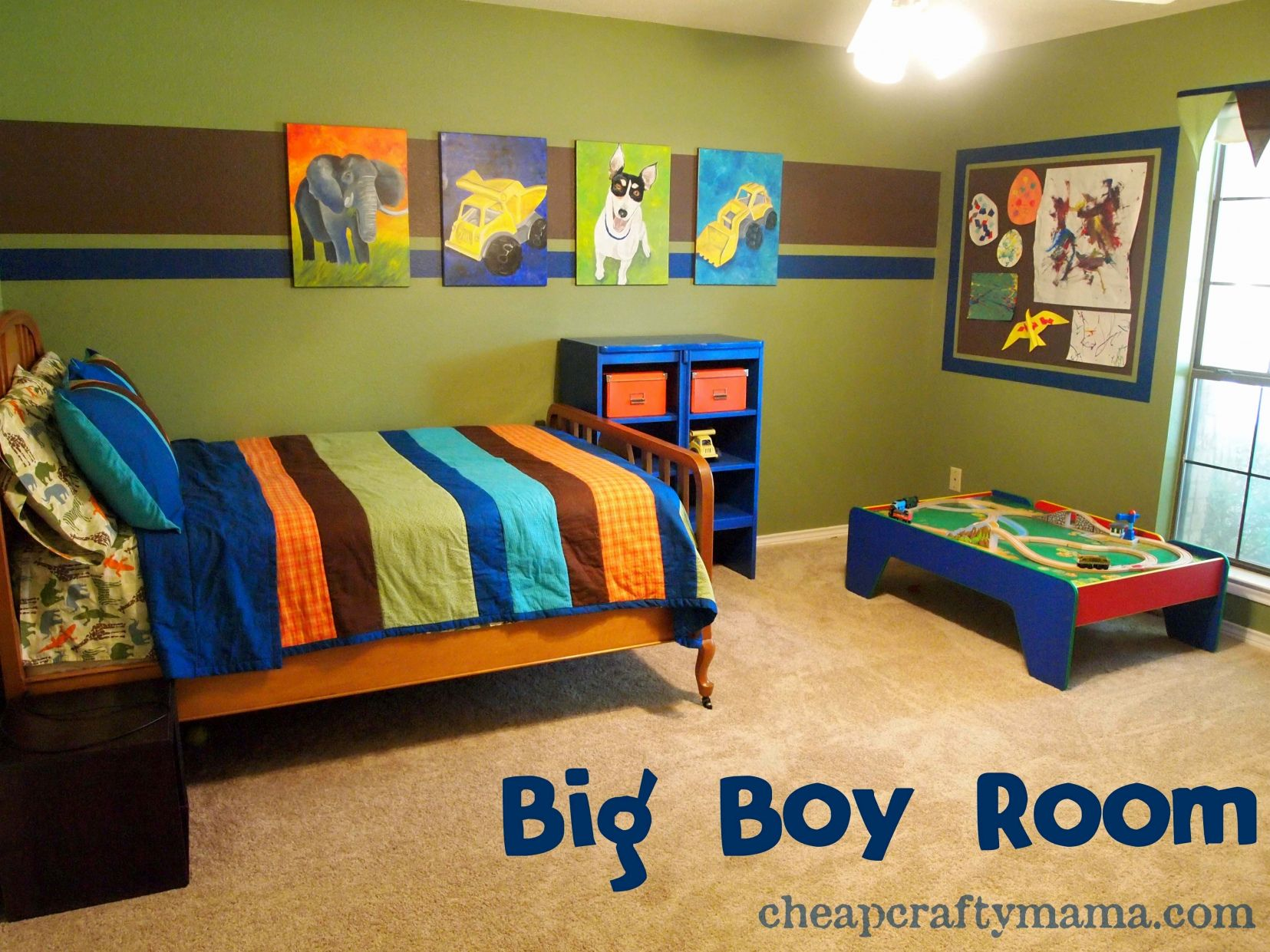 50+ 8 Year Old Boy Room Ideas - Wall Decor Ideas for Bedroom Check ...