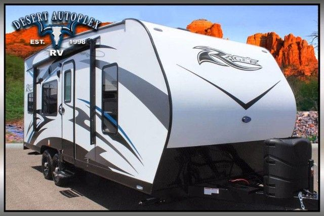 2016 Pacific Coachworks Rage N 21fs Toyhauler Brand New For Sale