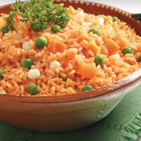 Arroz Rojo Mexicano Recipe Key Ingredient Recipes Food Key Food