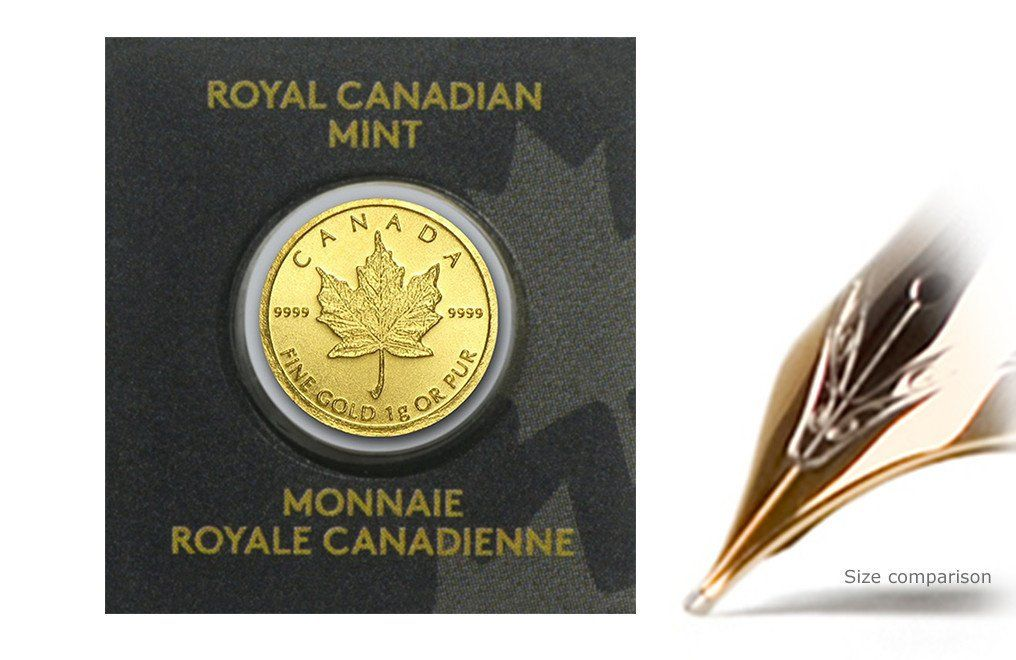 1g Gold Maplegram25 Coin Silver Bullion Coins Gold And Silver Coins Silver Bullion
