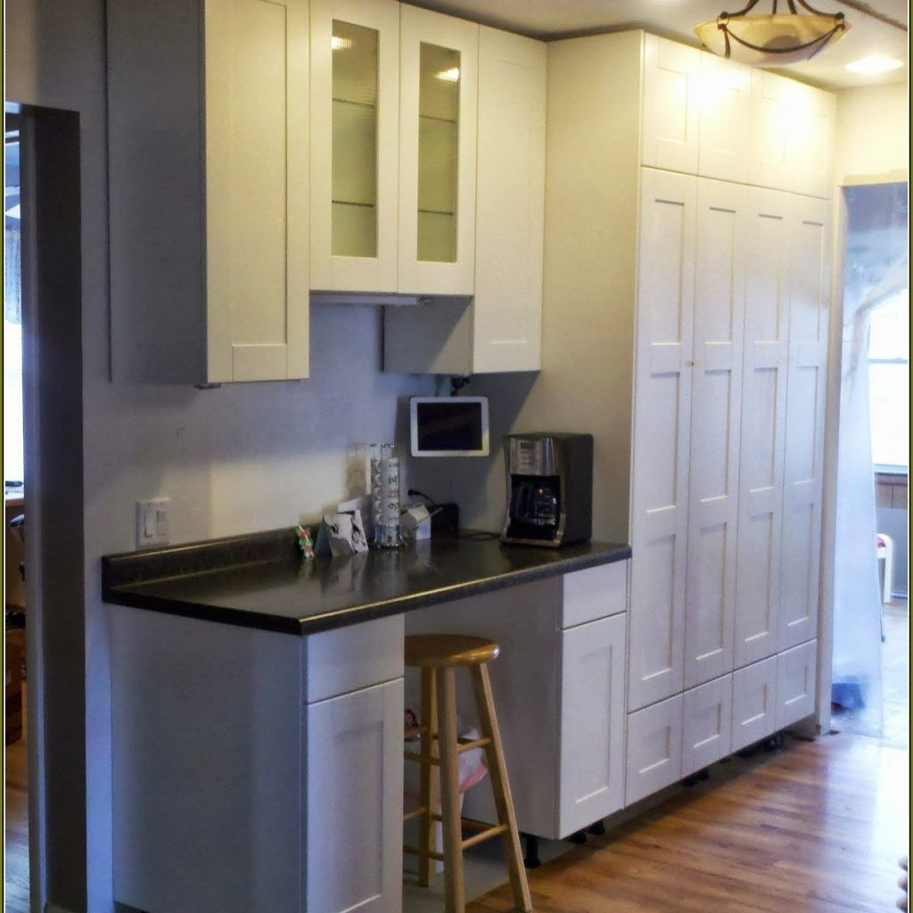 Wall Of Tall Kitchen Cabinets | Tall kitchen pantry ...