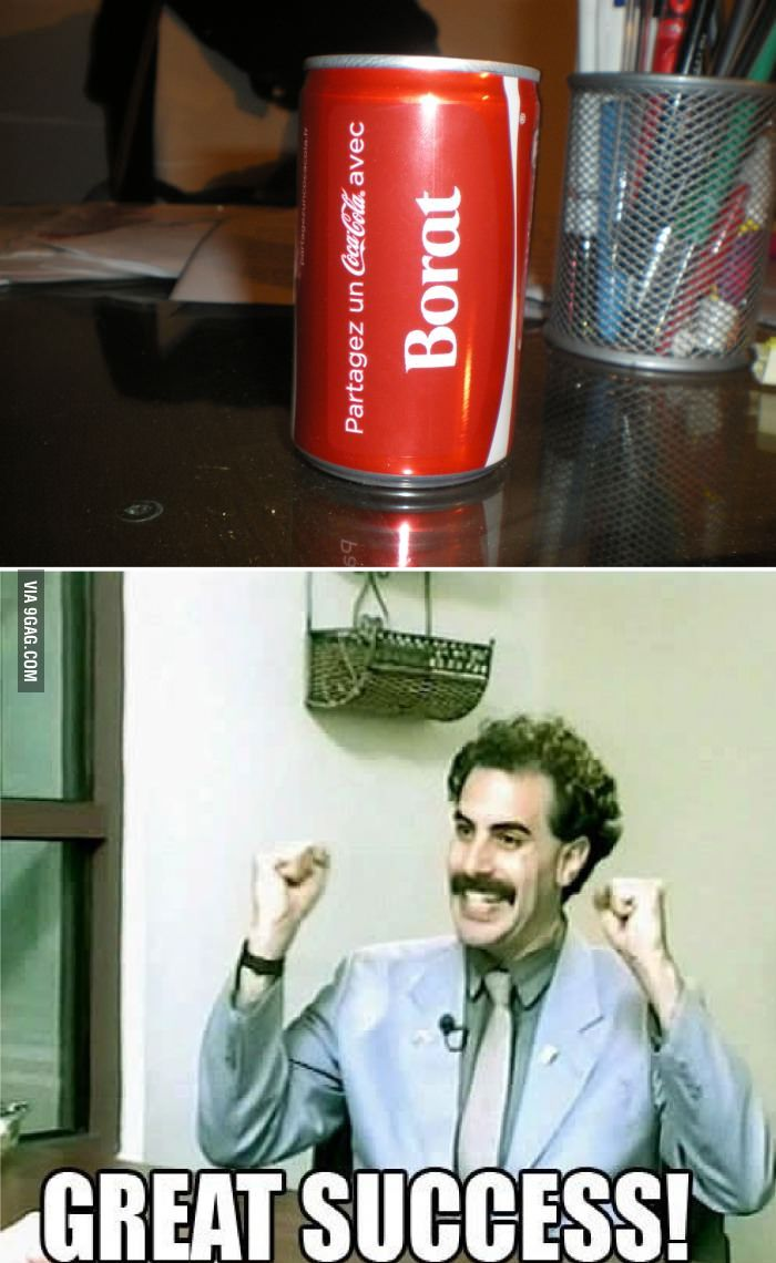Borat S Coke Funny Pictures Best Funny Pictures Funny Quotes