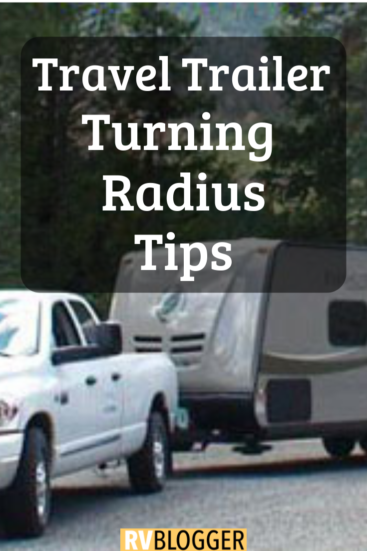 Turning Radius For Pickup Trucks With Trailers