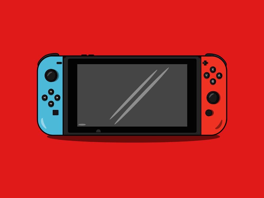 Nintendo Switch Nintendo Switch Nintendo Iphone Wallpaper