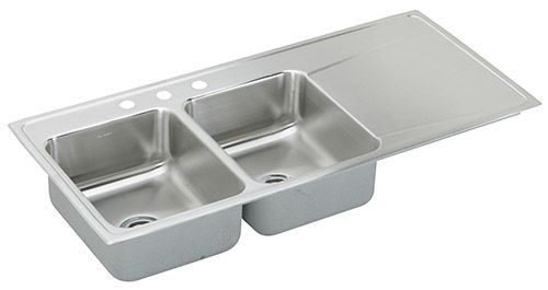 8 Places To Find Drop In Stainless Steel Drainboard Sinks  Retro Fascinating Kitchen Sinks With Drainboards Decorating Inspiration