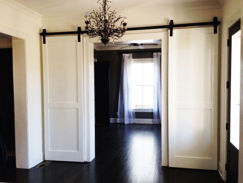 Interior Barn Door Ideas In A Room