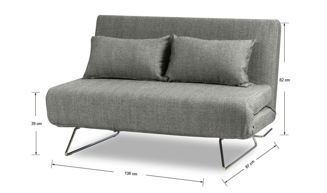 Frizzo Grey Sleeper Sofa 799 Grey Sofa Bed Sofa Bed Sofa