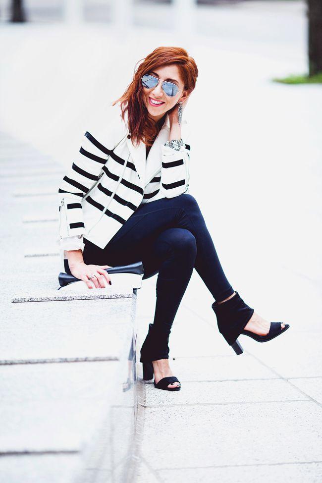 Fashion Essential: Black Leggings, 3 Ways #theeverygirl
