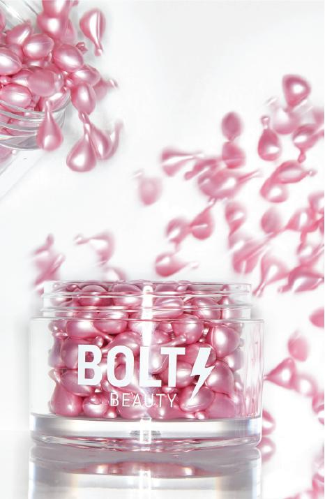 Bolt Beauty Seaweed Capsules Protect Your Skincare In 2020 Retinol Serum Travel Skincare Skin Care