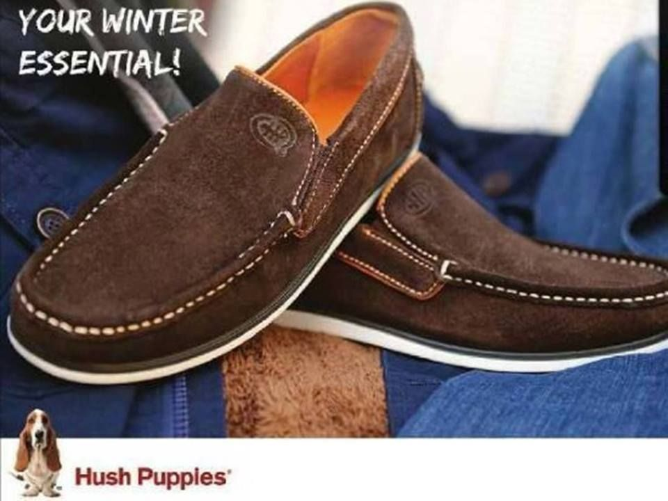 Now this time Hush Puppies showcased the New Arrival