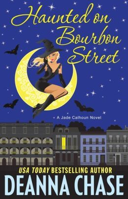 Haunted on Bourbon Street by Deanna Chase available free for limited time on Nook & Kindle